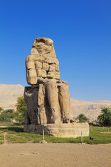 Colossi of Memnon Luxor
