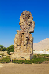 Colossi of Memnon Egypt