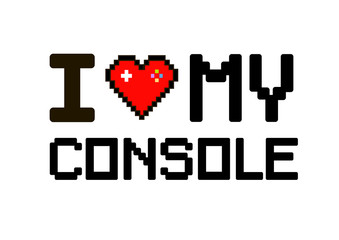i love my console