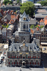 Delft City Hall, Netherlands