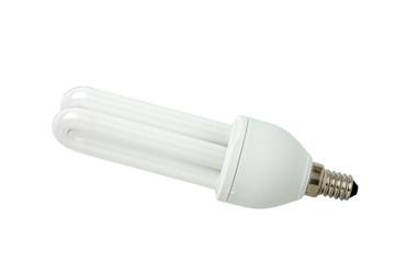 Energy saving lamp. Mini base.