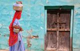 Couleurs du Rajasthan en Inde du nord