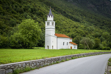 Old church in Slovenia