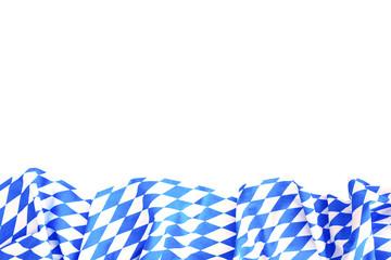 Oktoberfest Bayer Hintergrund freigestellt unten