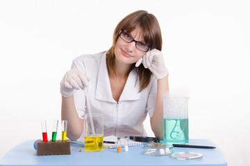 Pharmacist prevent medication