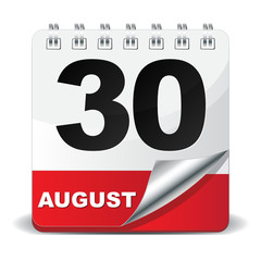 30 AUGUST ICON