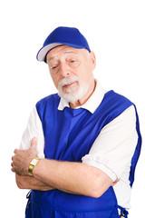 Senior Retail Greeter
