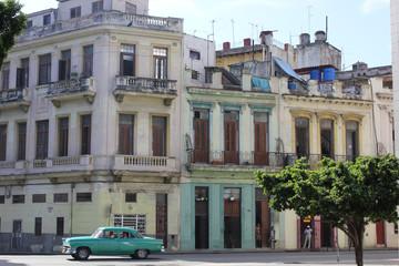 The colours of Havana