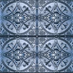 Ornate Tin Ceiling Tiles