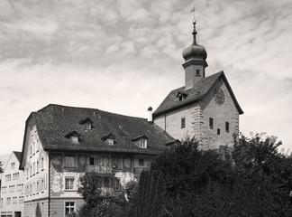 Town of Bischofszell, Switzerland