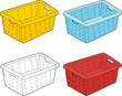 Laundry Basket Series