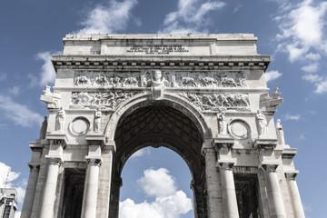 Arco della Vittoria - Genova
