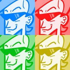 Colos faces