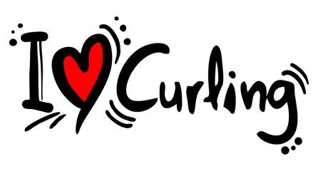 Curling love