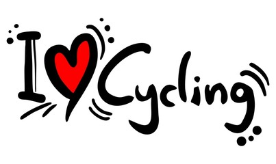 Cycling love