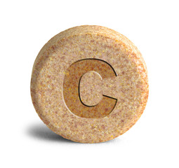 Vitimin C Pill