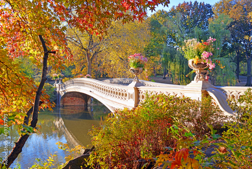 Foto op Plexiglas New York City Autumn Colors - fall foliage in Central Park, Manhattan,New York