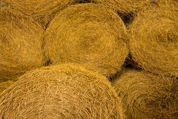 straw background