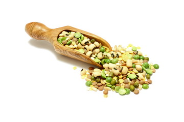 Legumes and cereals - Legumi e cereali
