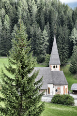 Chiesetta austriaca
