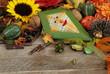 canvas print picture - Herbstdeko