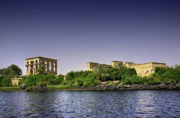 Templo de file, Egipto