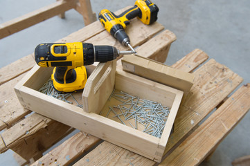Tools for the carpenter