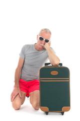 Traveler with delay