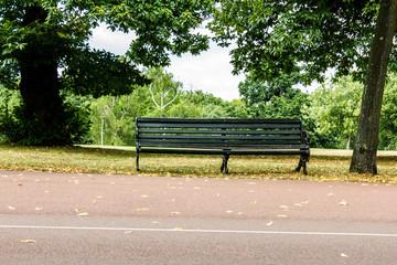 Park Bench, London