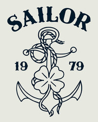 Sailor Anchor