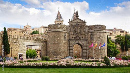 Alfonso VI Gate, Toledo. - 69366921