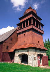 The Articular Wooden Church - Svaty Kriz, Slovakia