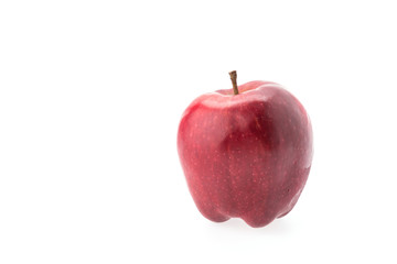 Apple isolated on white