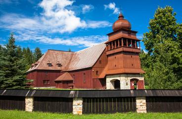 The Articular Wooden Church - Svaty Kriz, Slovakia