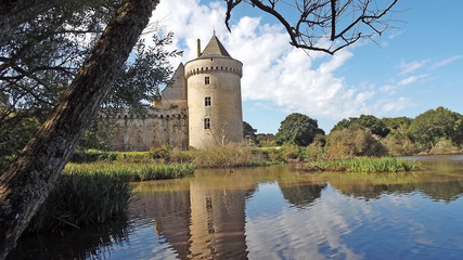 Bretagne, Château de Suscino
