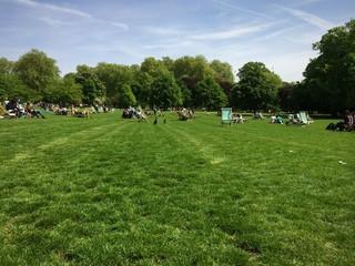parco st.James, Londra