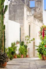 Puglia, Polignano a Mare alley