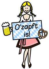 O'zapft is!