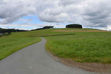 Sauerland in Germany