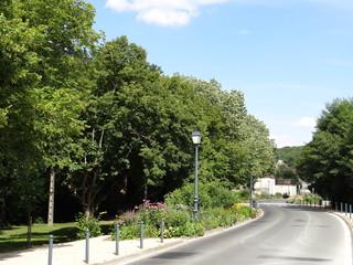 entrée de la ville de Saint-Benoît