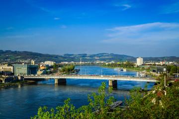 Bridge over Danube