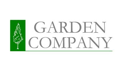 Garden company logo