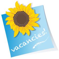 Vacancies!