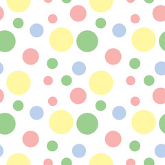 children's pattern of circles