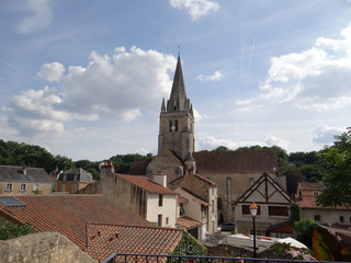 Coeur de la ville de Saint-Benoît