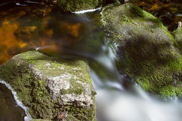 Schluftwasser im Harz