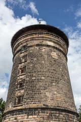 nuernberg laufer cizy wall tower