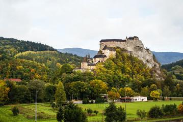 Castle in Orava, Slovakia