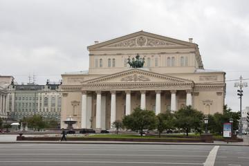 Mosca - Teatro Bolshoi