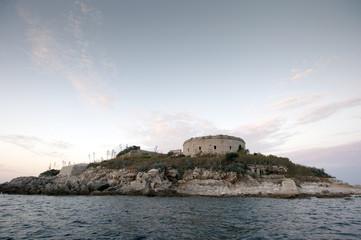 Island of Mamula fortress